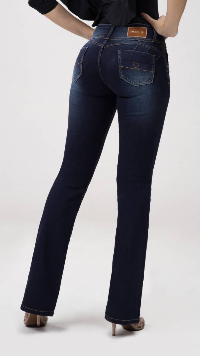 Calça Flare Jeans Levanta Bumbum F2020139