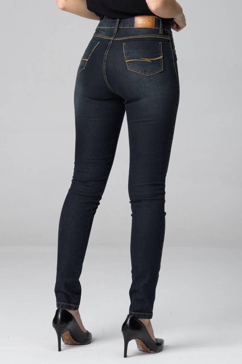 Calça Jeans Cintura Alta F2020208