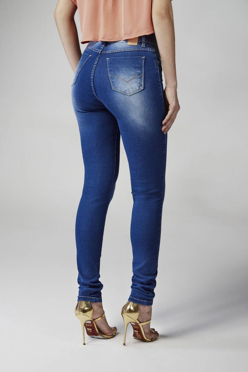 Calça Jeans Clara Feminina Skinny F2019309