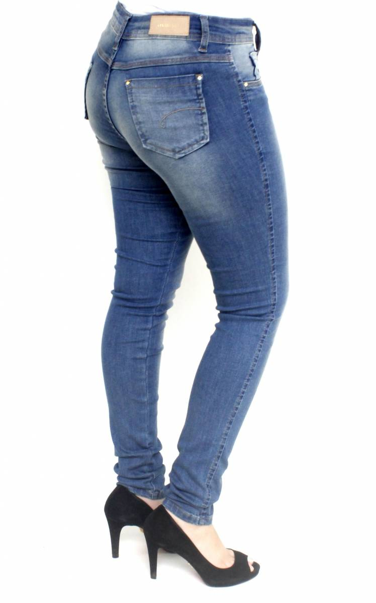Calça Jeans Clara Feminina Skinny F2018160