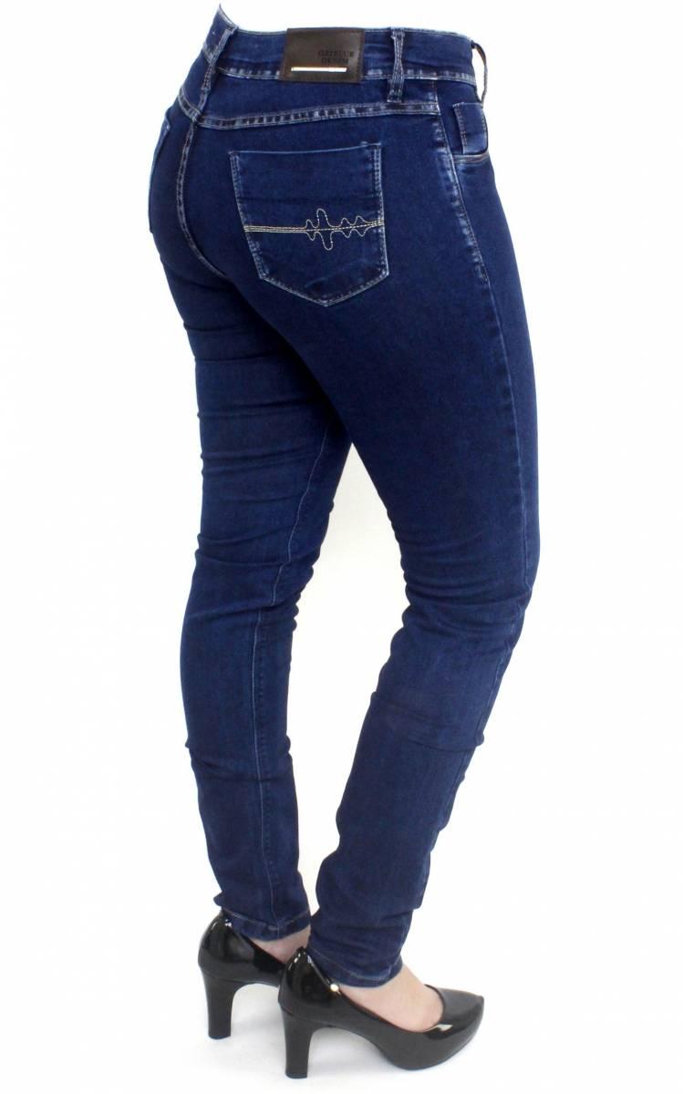 Calça Jeans Feminina Skinny F2019004