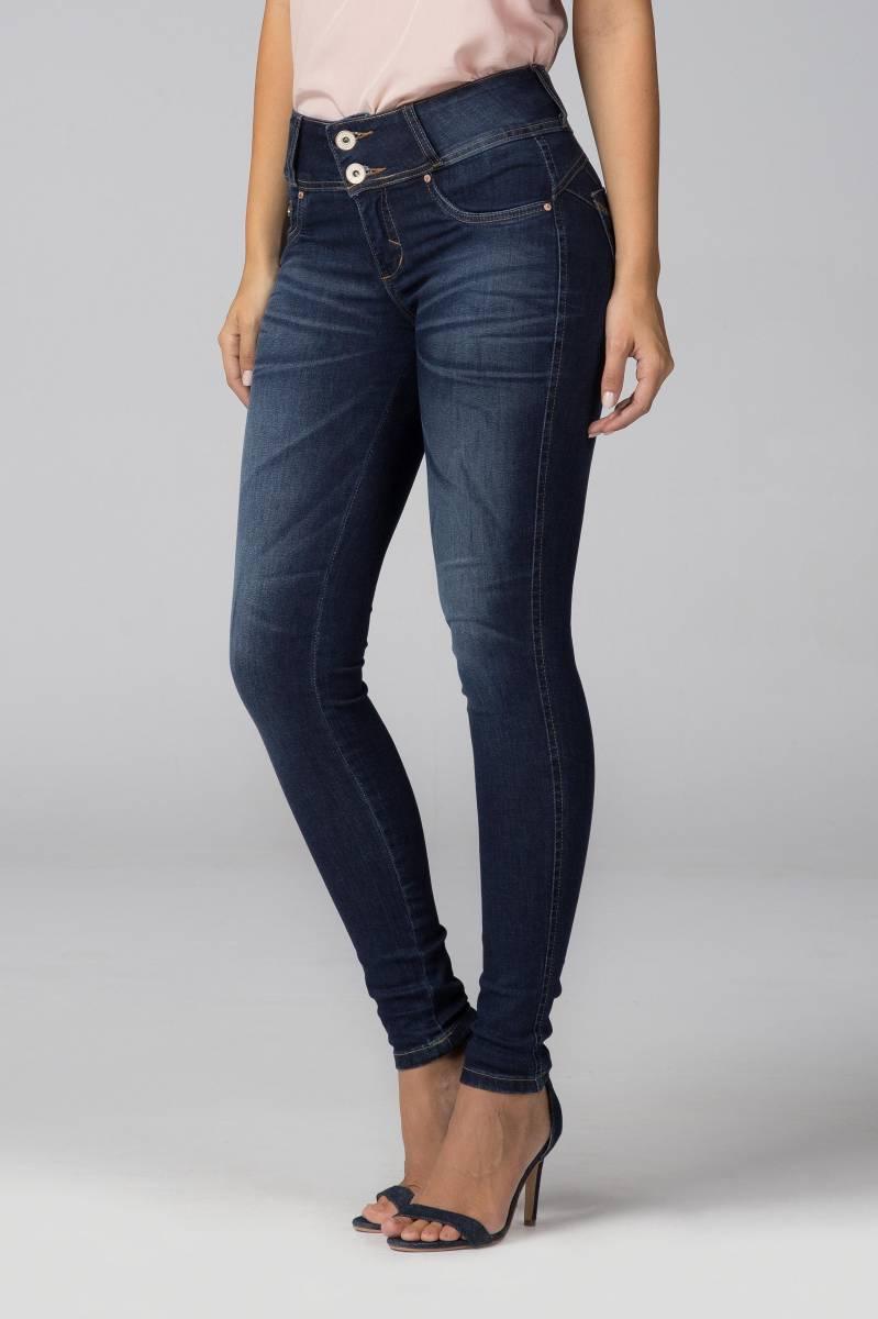 Calça Jeans Feminina Levanta Bumbum F2020107