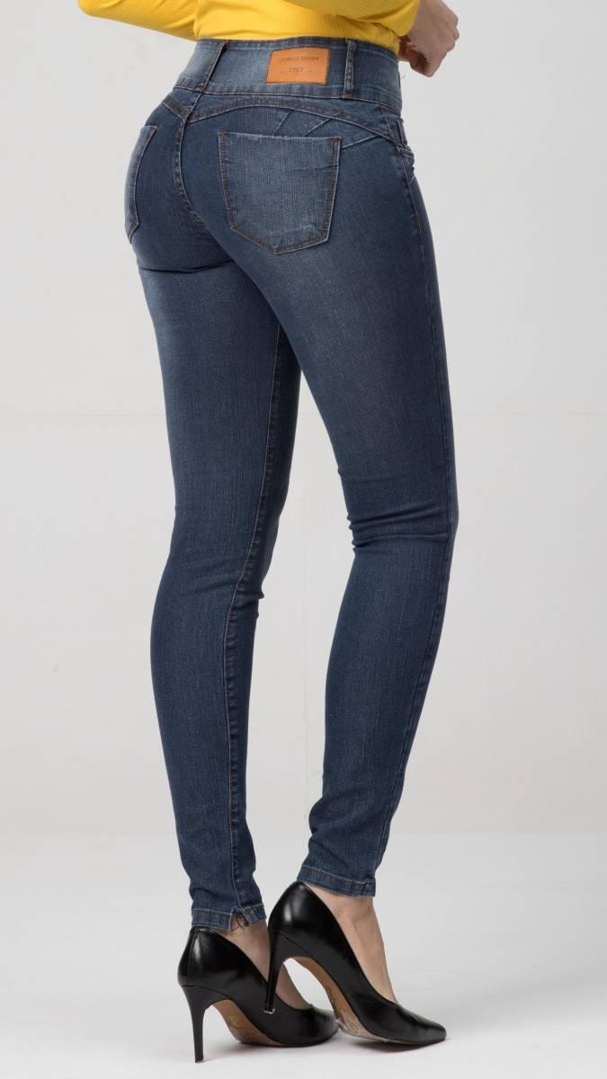 Calça Jeans Feminina Levanta Bumbum F2020185