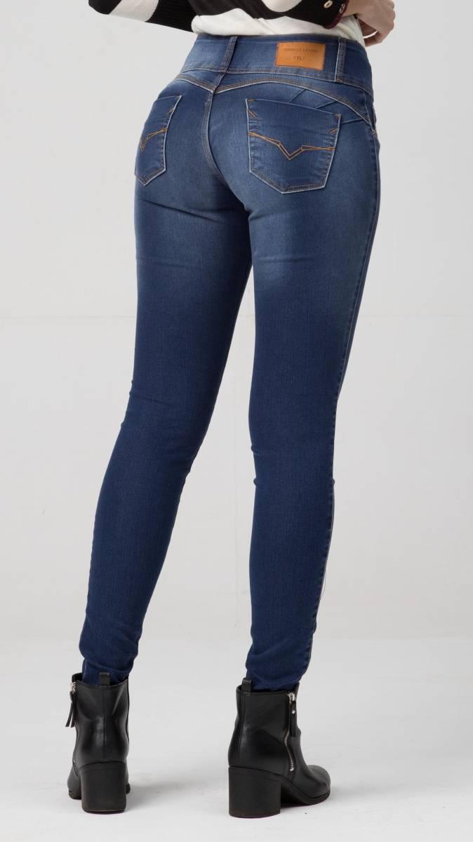 Calça Jeans Feminina Levanta Bumbum F2020186