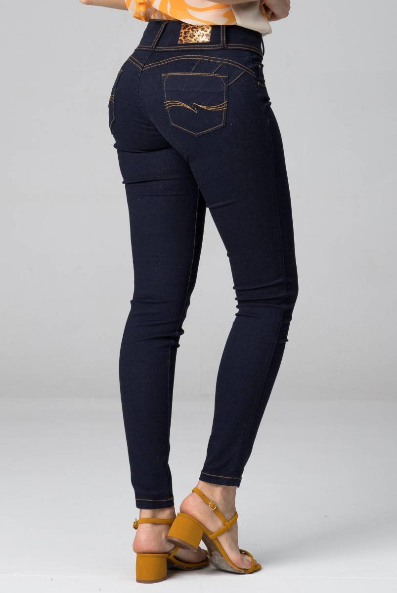 Calça Jeans Feminina Levanta Bumbum F2020204