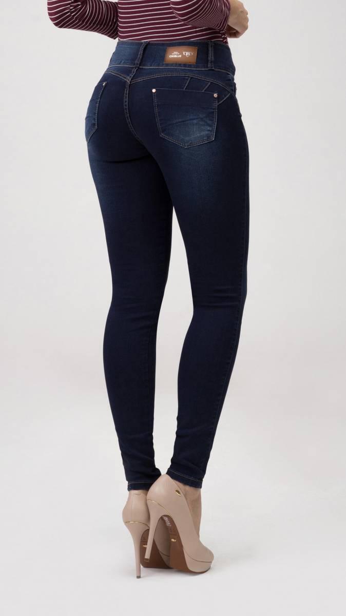 Calça Jeans Feminina Levanta Bumbum F2020149