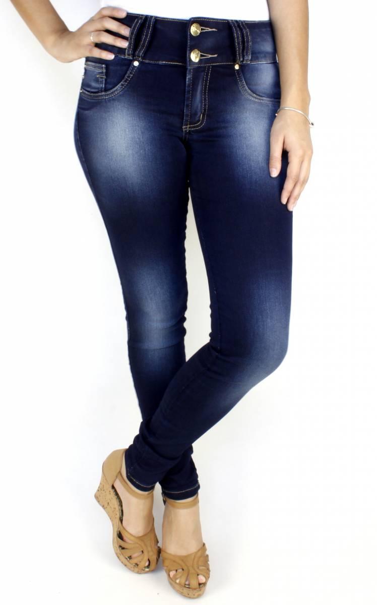 Calça Jeans Feminina Skinny F2017028