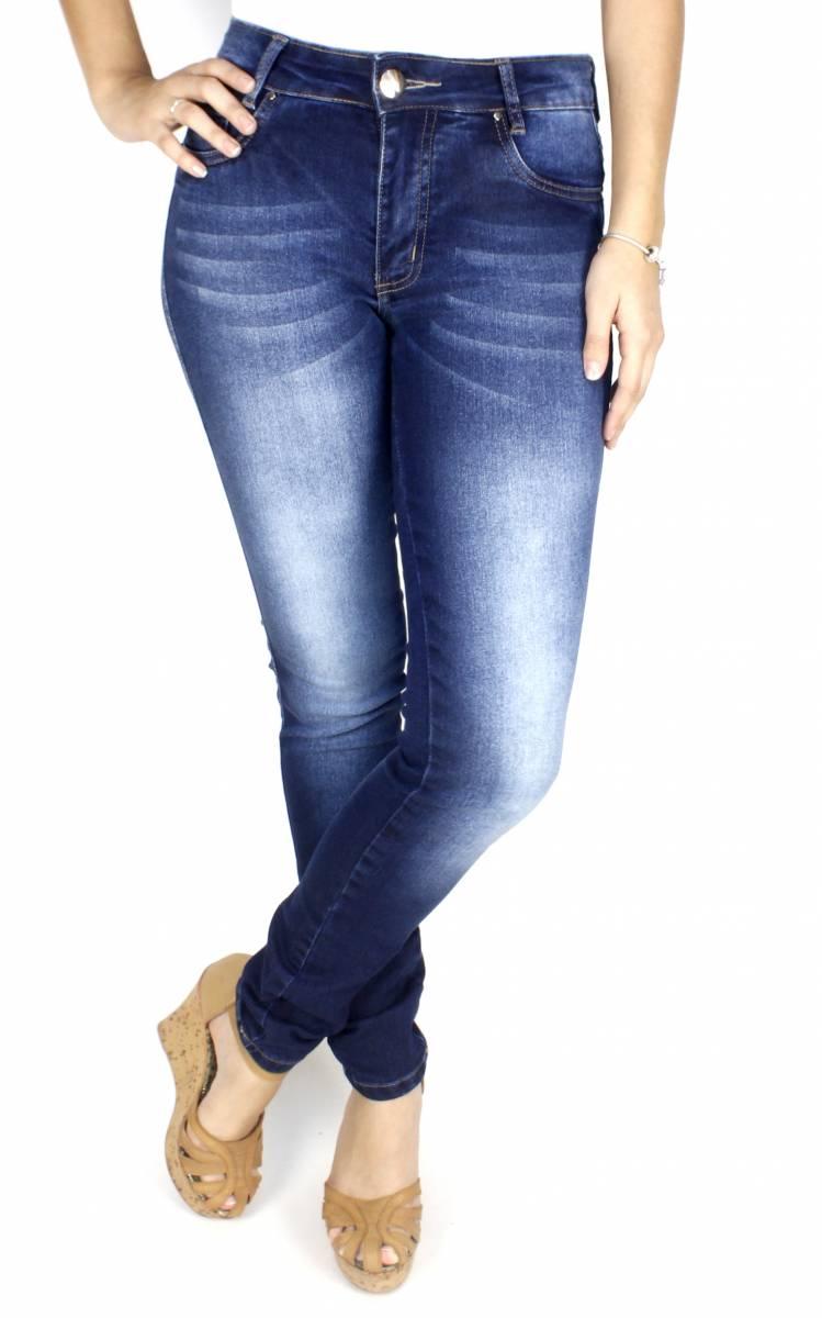 Calça Jeans Feminina Skinny F2017050
