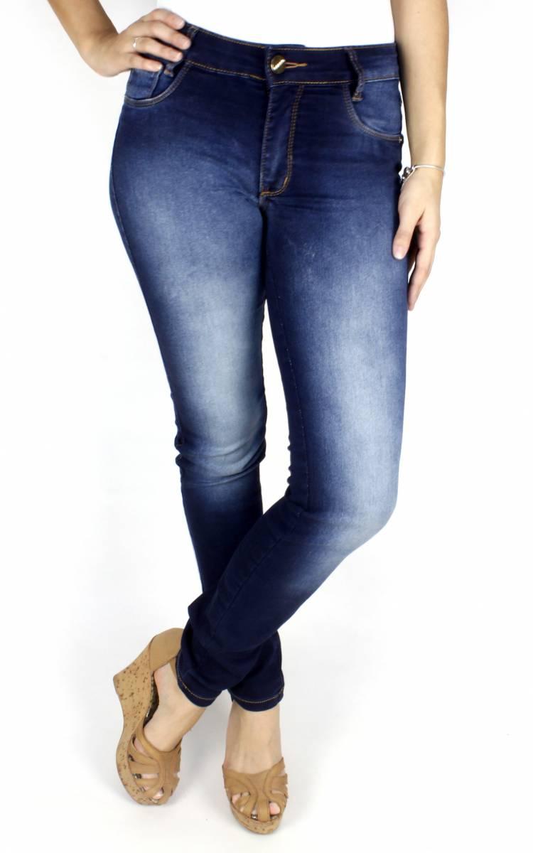 Calça Jeans Feminina Skinny F2017060