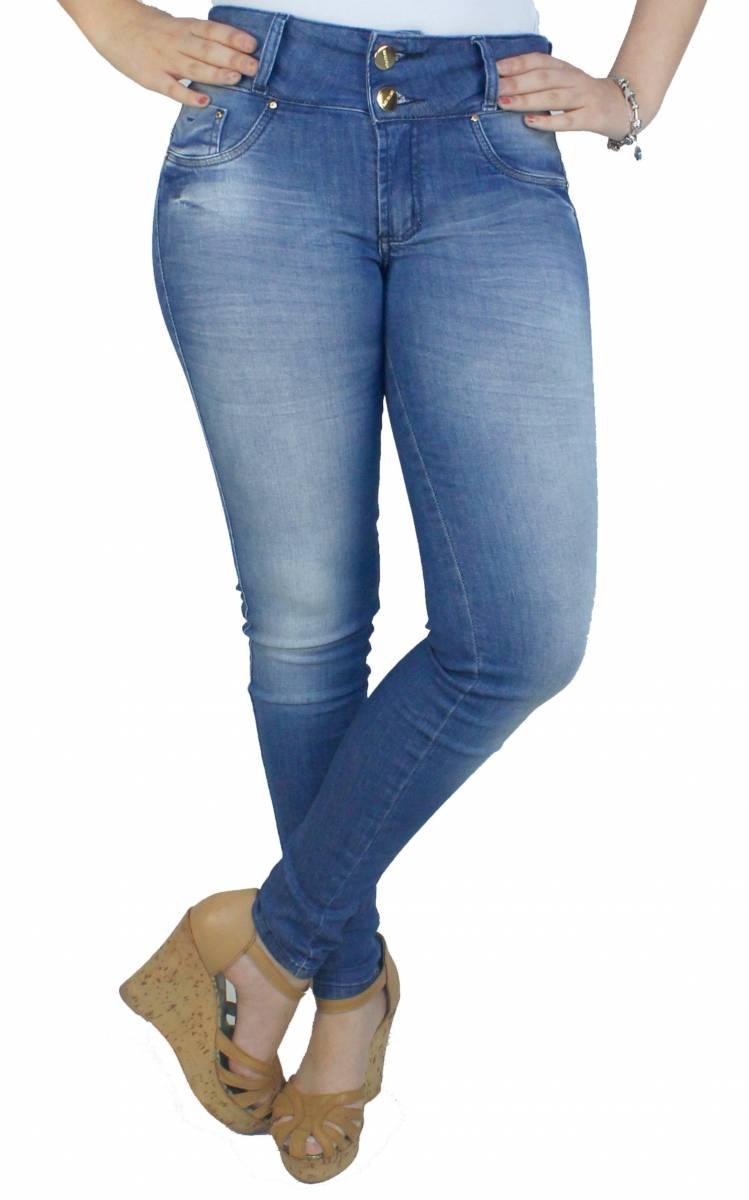 Calça Jeans Levanta Bumbum F2019022