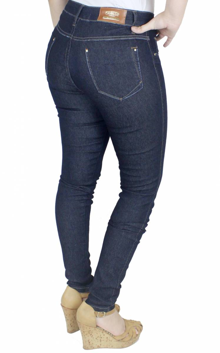 Calça Jeans Feminina Skinny F2019043
