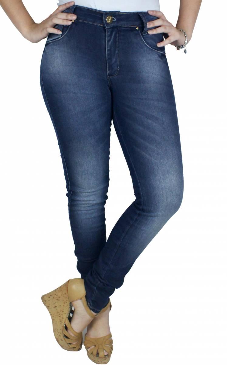 Calça Jeans Feminina Skinny F2019051