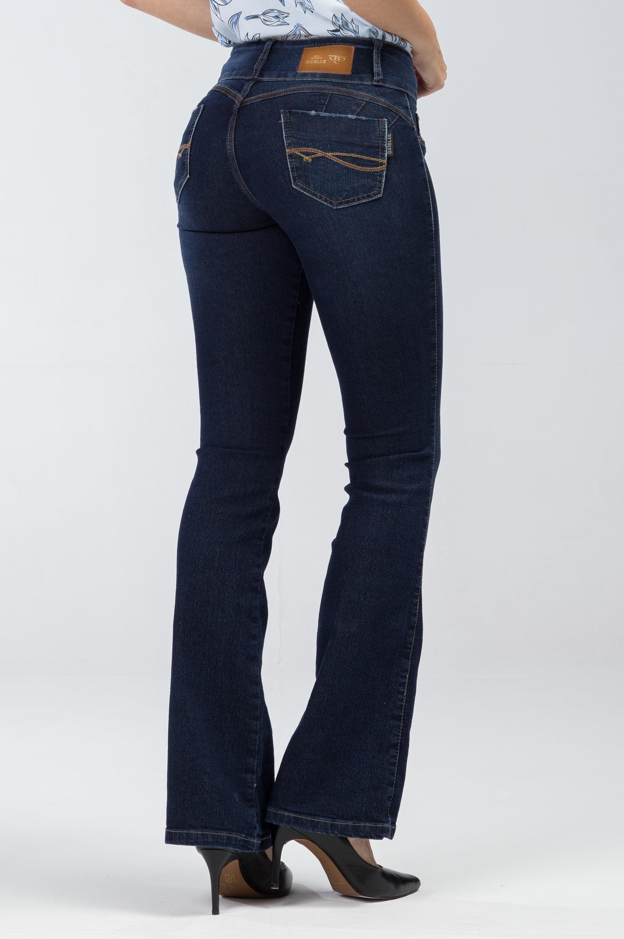 Calça Flare Jeans Levanta Bumbum F2020241