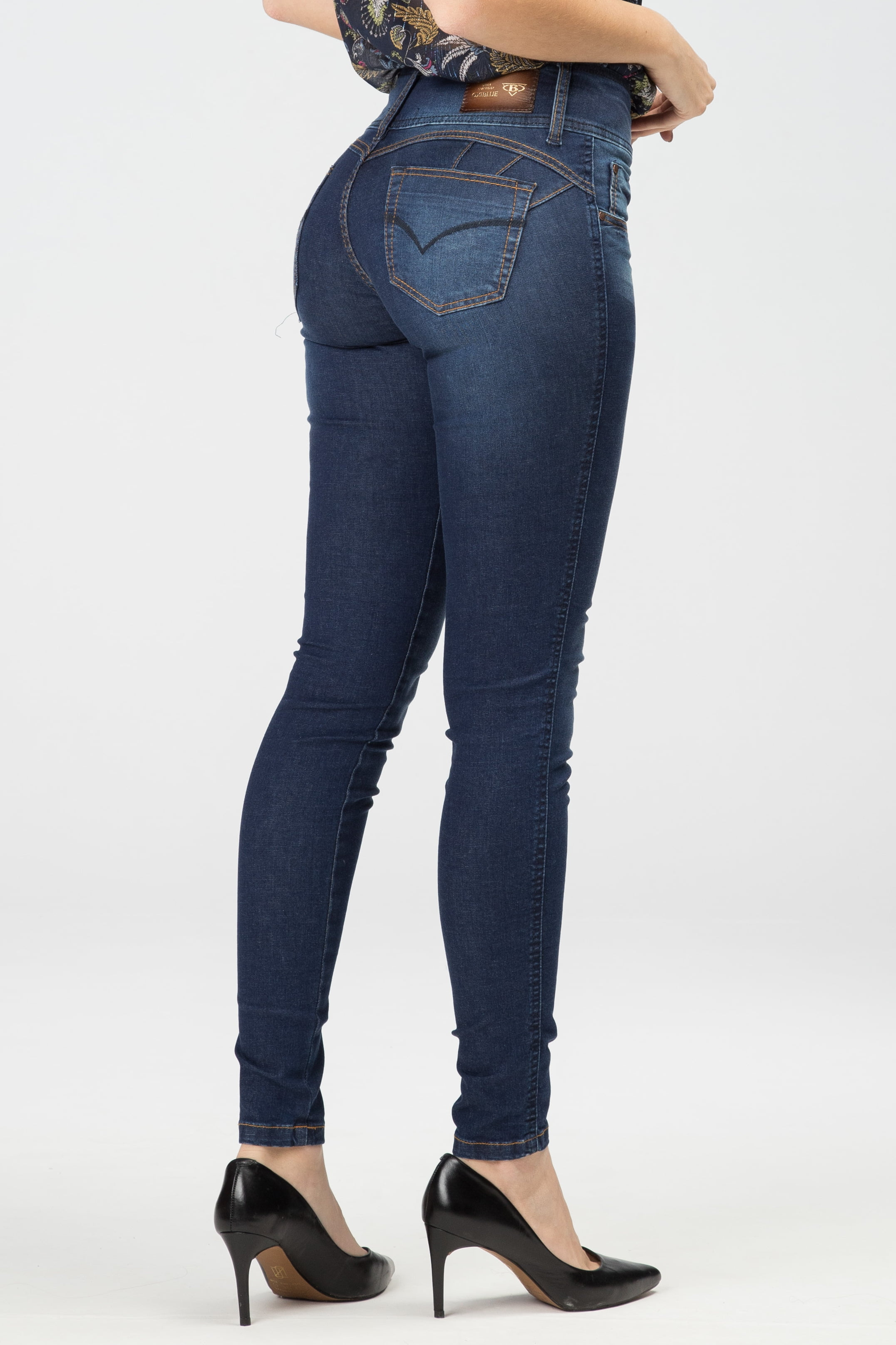 Calça Jeans Levanta Bumbum F2020273