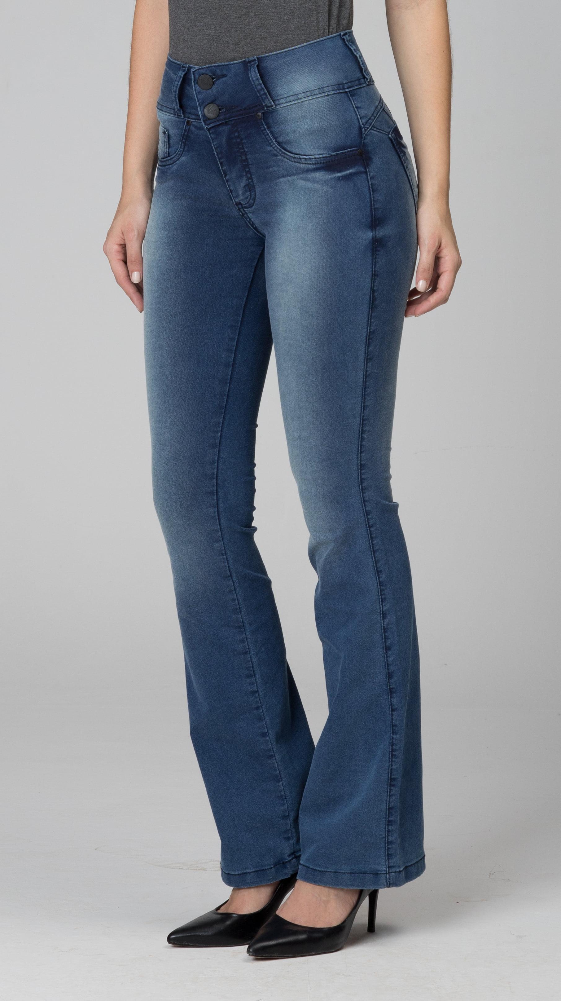Calça Flare Jeans Levanta Bumbum F2020470
