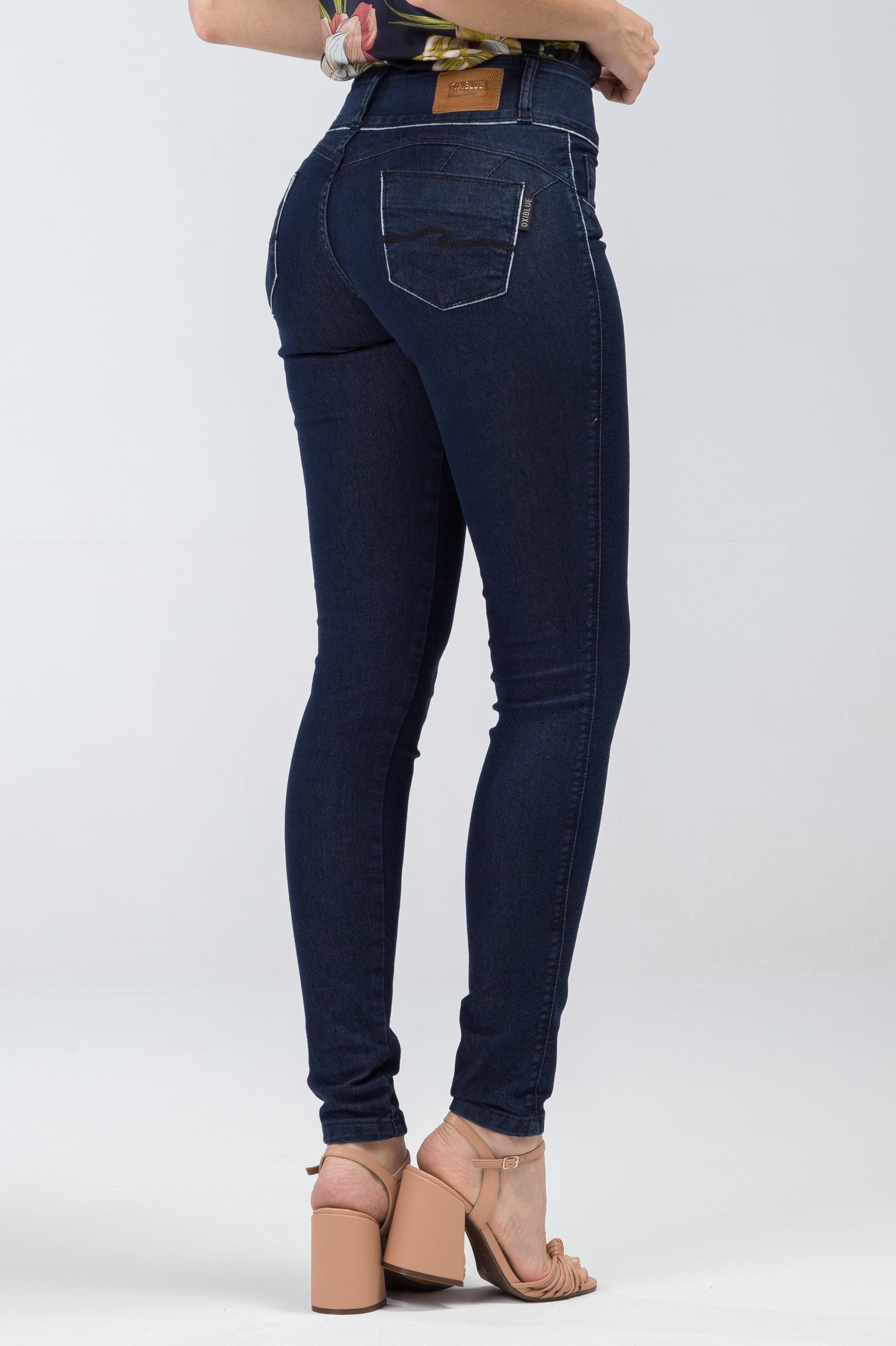 Calça Jeans Feminina Skinny F2020250