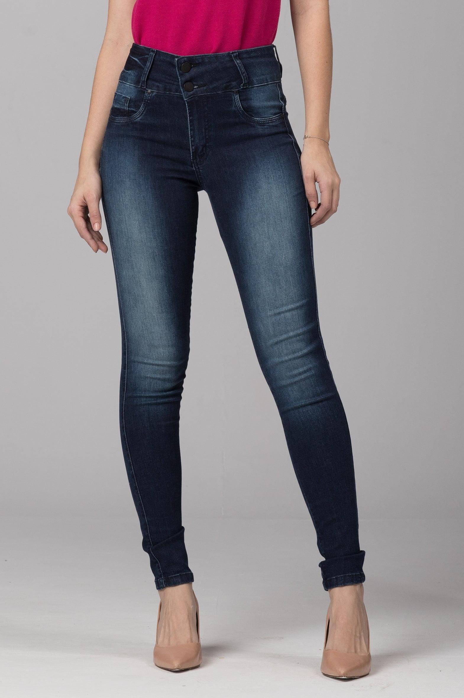 Calça Jeans Levanta Bumbum F2021608
