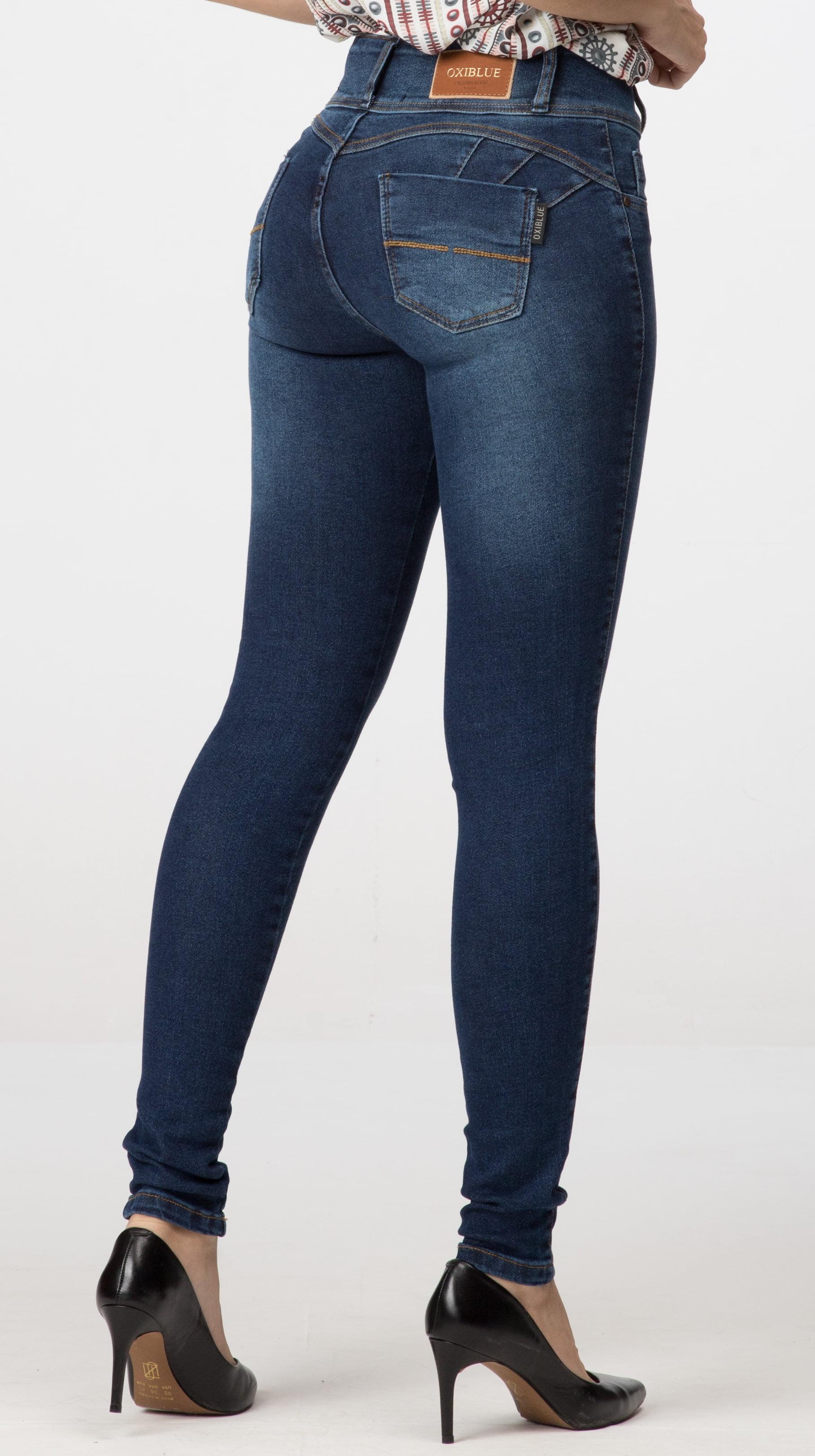 Calça Jeans Skinny Levanta Bumbum F2020308