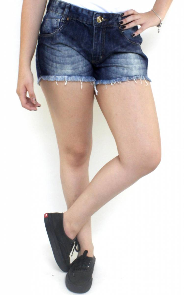 Short Jeans Feminino S172050
