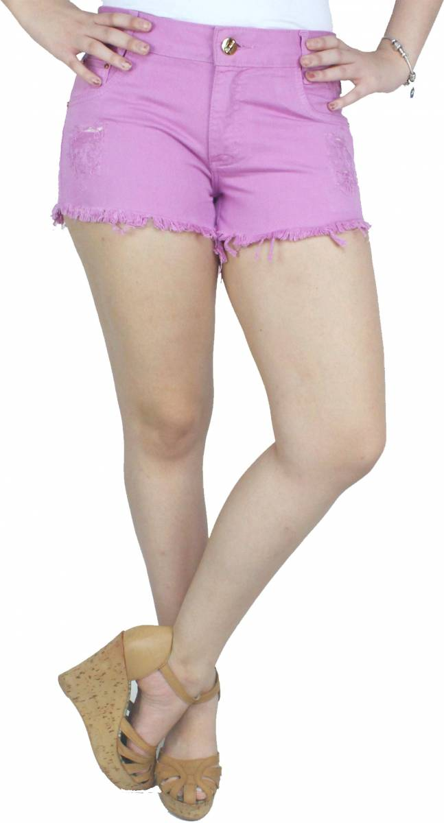 Short Jeans Feminino S191005