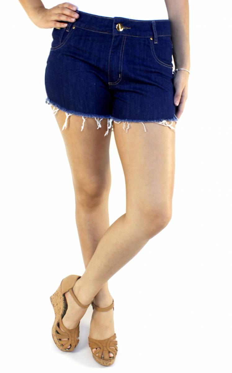 Short Jeans Feminino S172005
