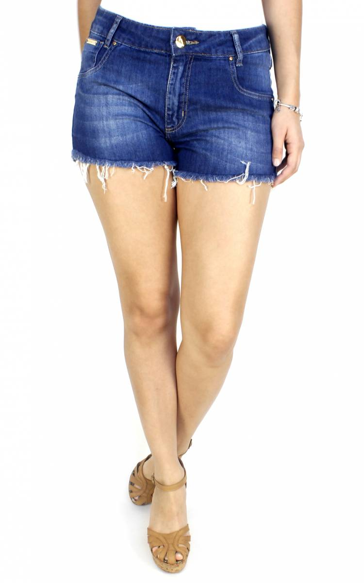 Short Jeans Feminino S172010