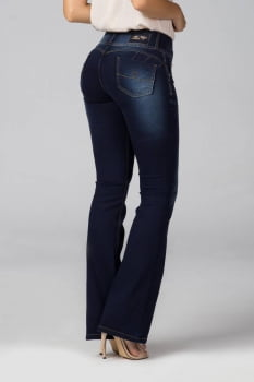 Calça Flare Jeans Levanta Bumbum F2020101