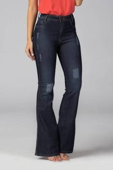 Calça Flare Jeans F2020110