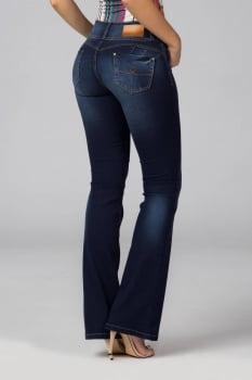 Calça Flare Jeans Levanta Bumbum F2020111