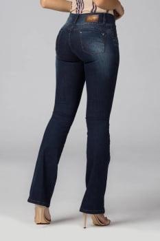Calça Flare Jeans F2020119