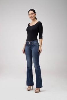 Calça Flare Jeans F2020130