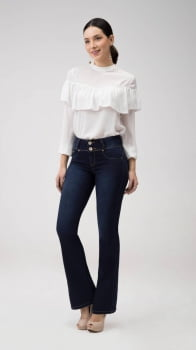 Calça Flare Jeans F2020142