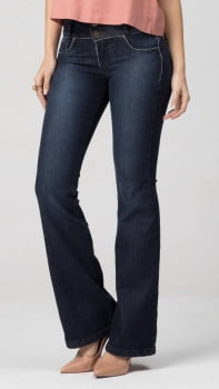 Calça Flare Jeans Levanta Bumbum F2020181