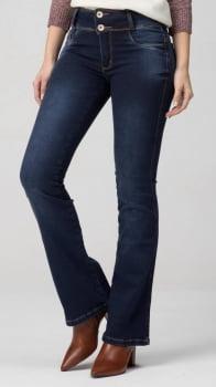 Calça Flare Jeans Levanta Bumbum F2020182