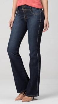 Calça Flare Jeans Levanta Bumbum F2020183