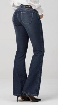Calça Flare Jeans Levanta Bumbum F2020189