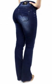 Calça Flare Jeans Feminina F2018081