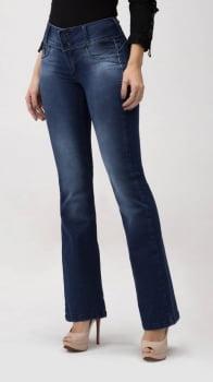 Calça Flare Jeans Levanta Bumbum F2020133