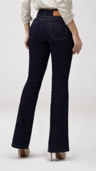 Calça Flare Jeans Levanta Bumbum F2020144