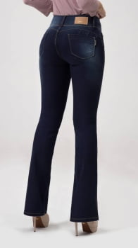 Calça Flare Jeans Levanta Bumbum F2020145