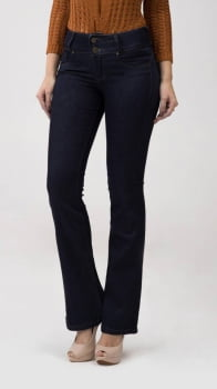 Calça Flare Jeans Levanta Bumbum F2020146