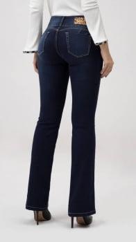 Calça Flare Jeans Levanta Bumbum F2020148