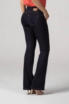 Calça Flare Jeans Levanta Bumbum F2019332
