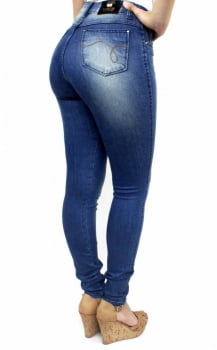 Calça Jeans Clara Feminina Skinny F2018087
