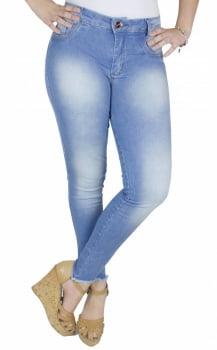 Calça Jeans Clara Feminina Skinny F2019047