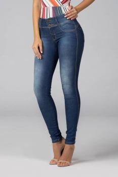 Calça Jeans Feminina Levanta Bumbum F2020105
