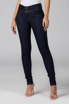 Calça Jeans Feminina Escura F2020113