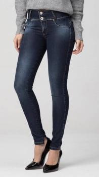 Calça Jeans Feminina Levanta Bumbum F2020188