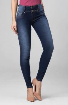 Calça Jeans Feminina Levanta Bumbum F2020226