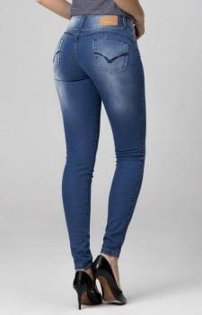 Calça Jeans Feminina Levanta Bumbum F2020227